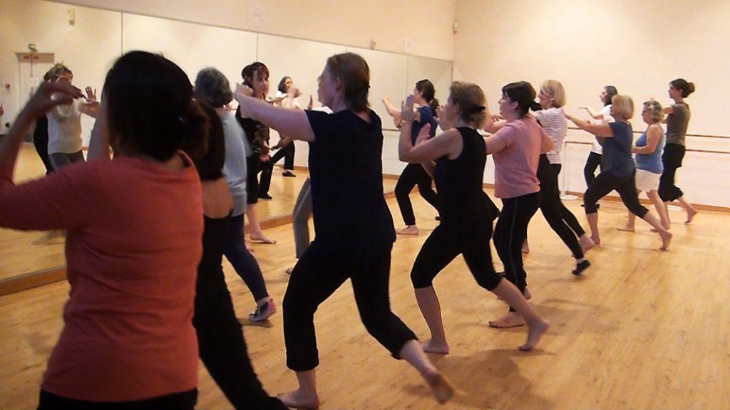 Gym-danse